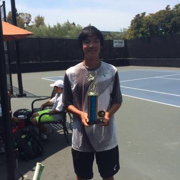 David Zhang, 18